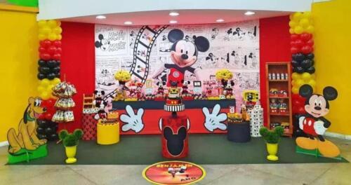 Mickey envelopado